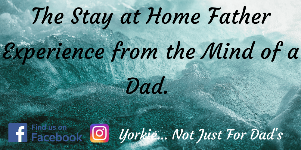 Featured image for the post the stay at home father experience from the mind of a dad