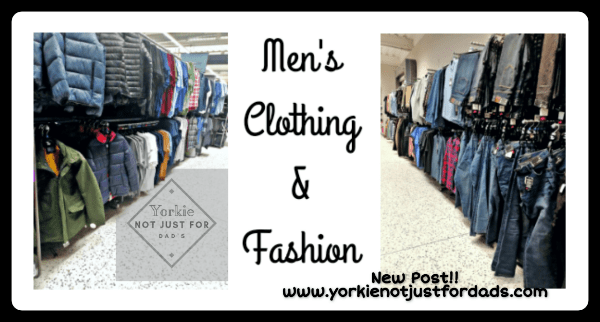 Featured image for the post mens clothing & fashion