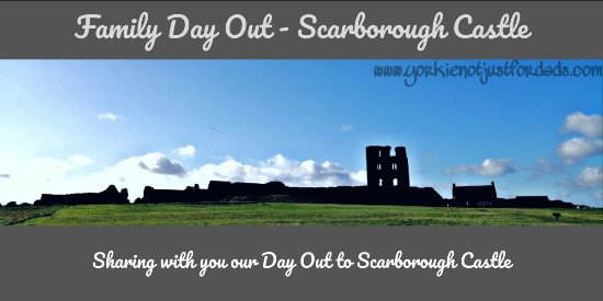 Featured image for the post family day out - Scarborough castle