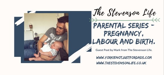 Featured image for the post parental series pregnancy, labour, birth guest post by Mark from the Stevenson life