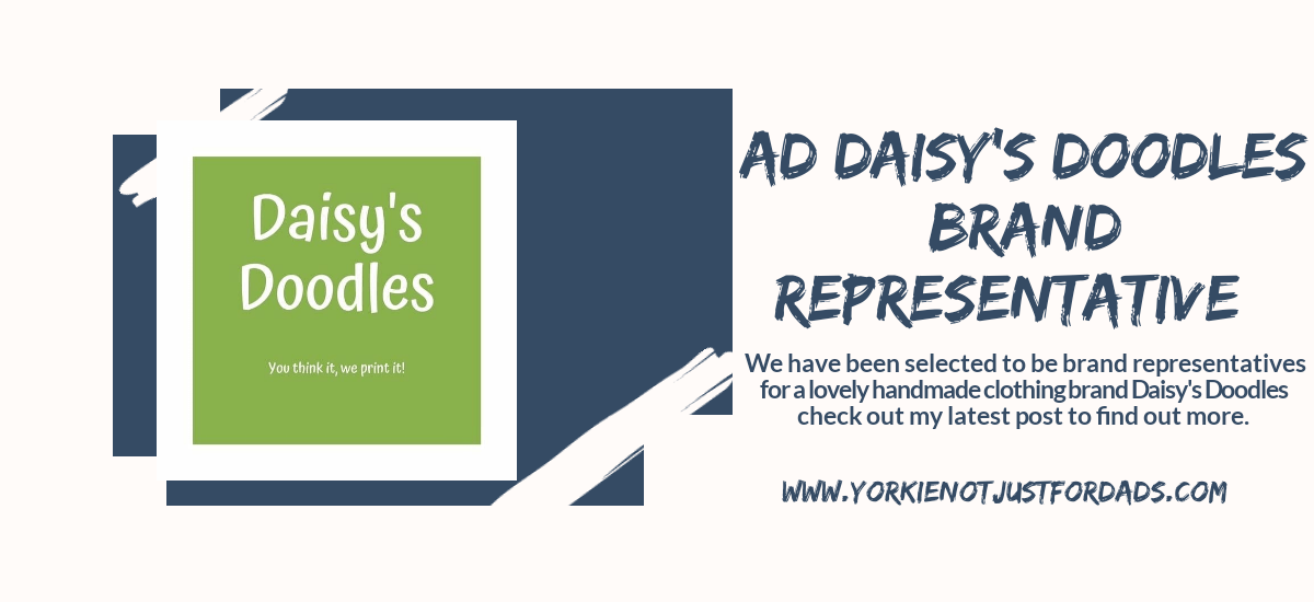 Featured image for the post Ad - daisy's doodles brand representative